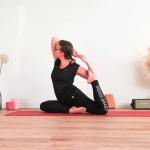 Posture Yoga Duplex Coaching